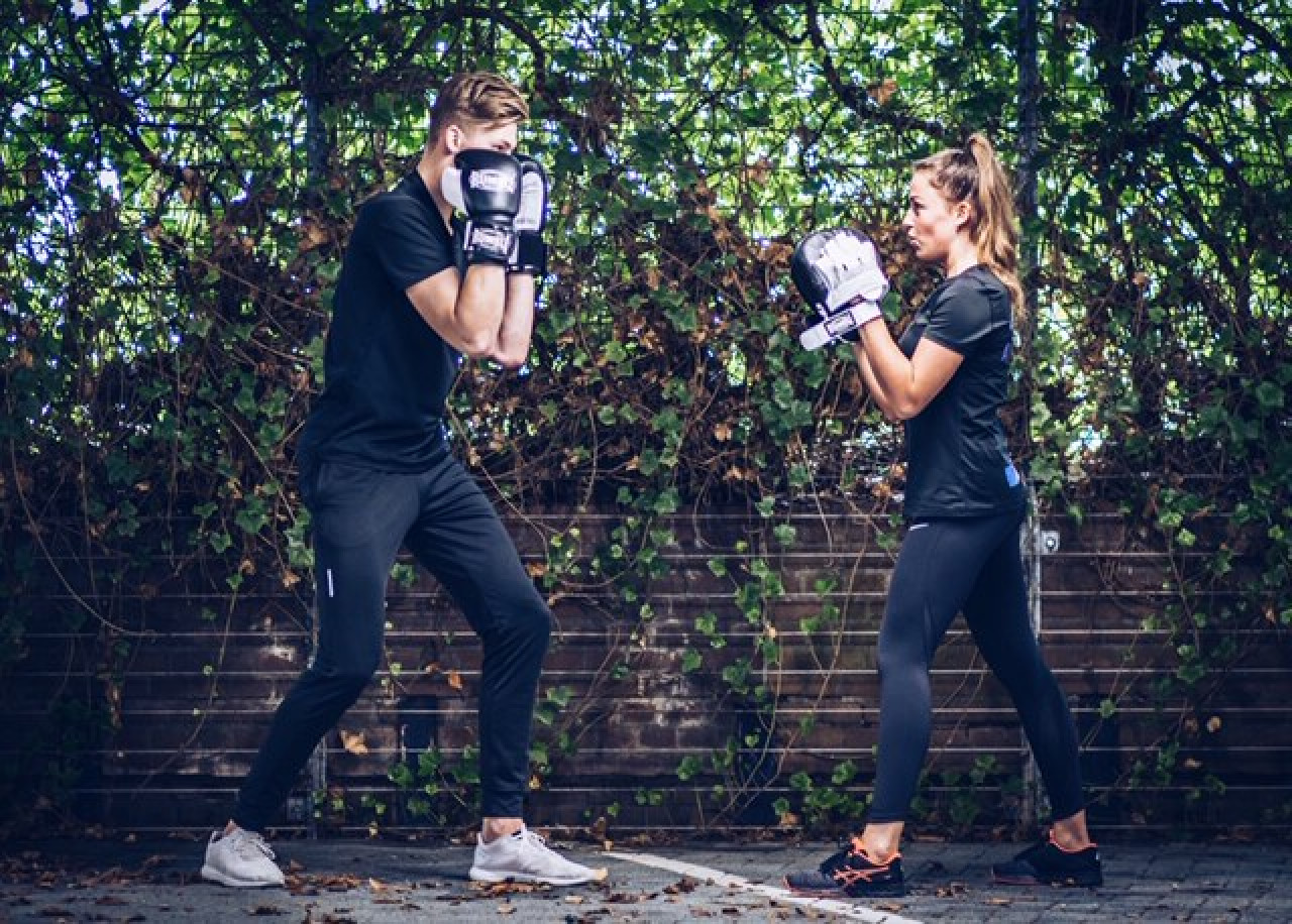 Boxing challenge your limit